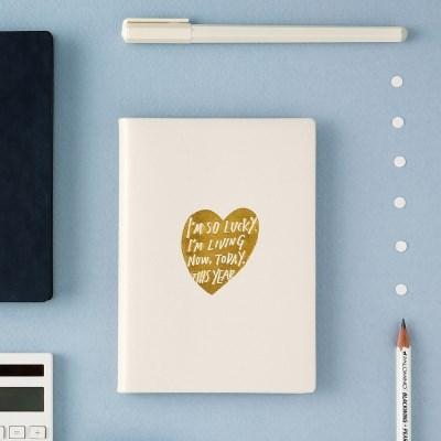 [막스] Diary - Drawing Heart (A5 Monthly)