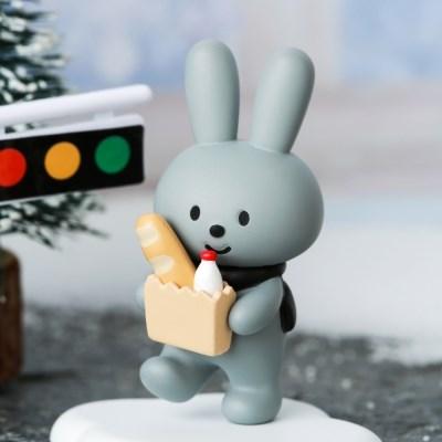 [팝마트코리아 정품 판매처] 플러피하우스 시리즈2_윈터_랜덤