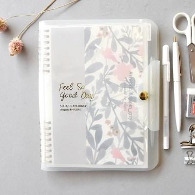 2019 Select Days Diary