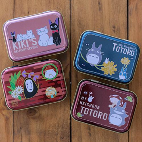 [마녀배달부 키키] 캔케이스(지지&리리)