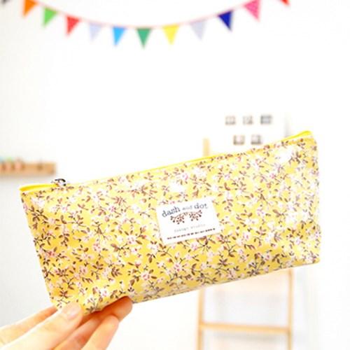 flower rain pen pouch v.2