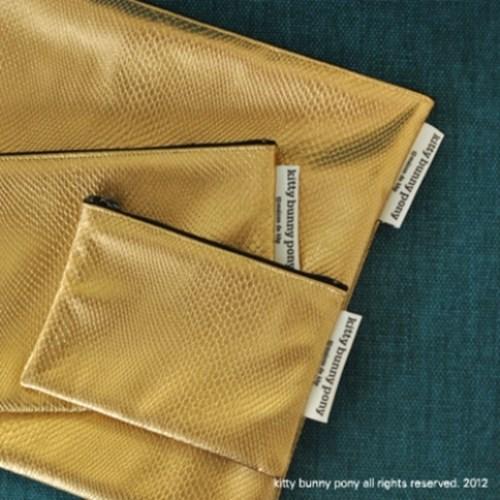 waterproof kill gold pouch