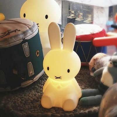 [Mr.Maria] Miffy lamp XL