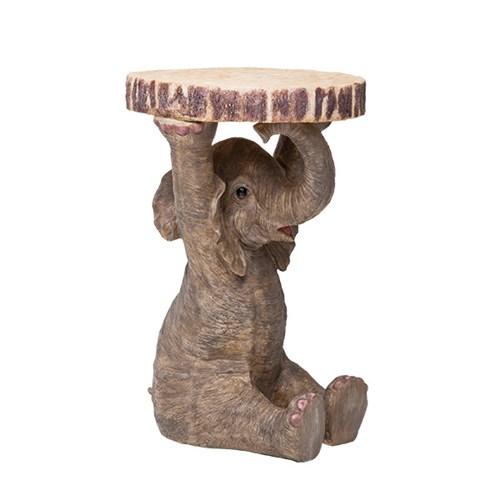 코끼리 사이드테이블