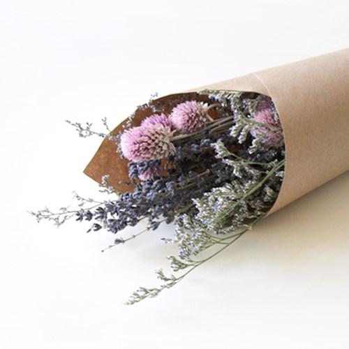 천일홍 믹스 드라이플라워 묶음