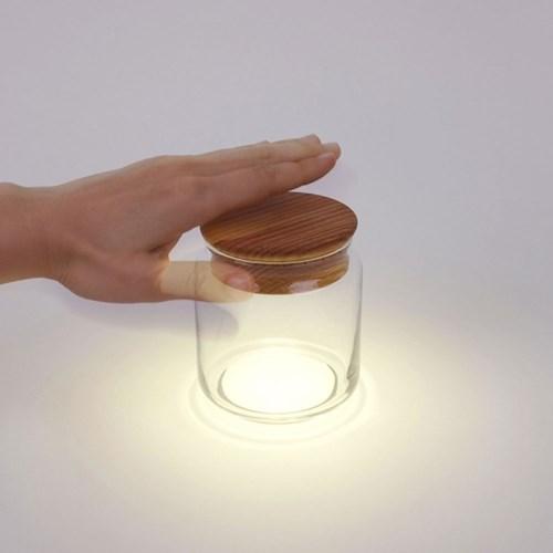 CAMP : CAP LAMP 충전식 포터블 LED 조명