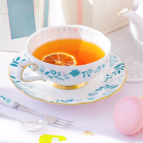 [Disney]Alice_Tea cup 2set(4pcs)