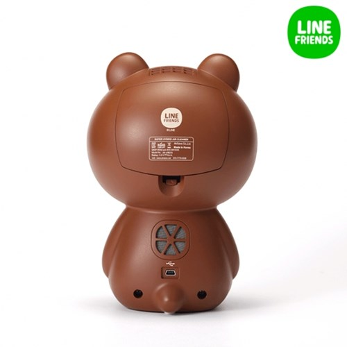 라인프렌즈 공기청정기 Pro