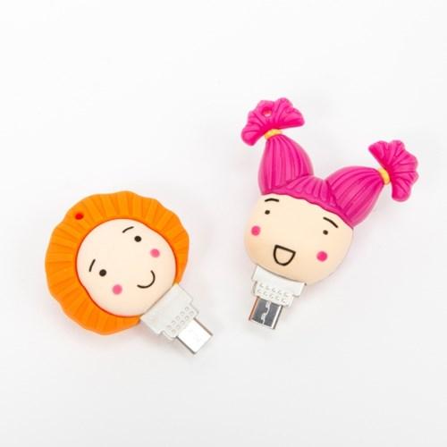 [UNUS]걱정인형 OTG USB메모리 16G