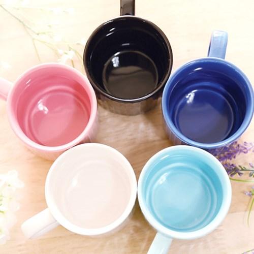 북유럽풍 앤 도자기 머그컵 5color 택1(C001)
