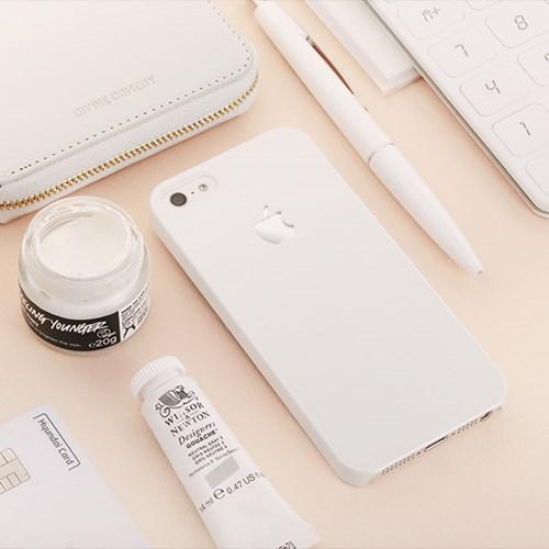 이츠케이스 에코슬림 아이언에디션 아이폰5 5S SE 케이스