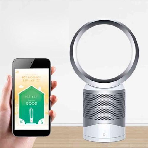[상품평이벤트]다이슨 최초의 ioT 공기청정 선풍기 DP0 화이트실버
