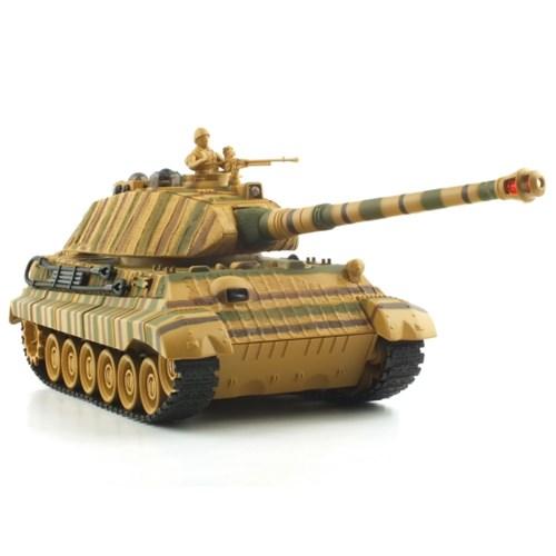 [2.4GHz]배틀탱크 세트RCT-90 vs KING TIGER(YAK120008SE