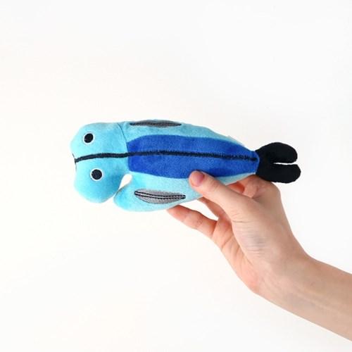 [PetToy] Squeaky Hiraki (히라키)빠스락삑삑