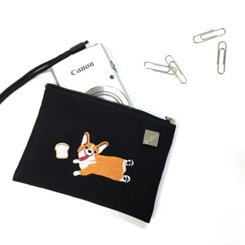 corgi card pouch