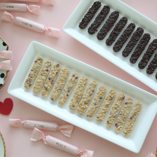 핑크러브 바크초콜릿 만들기세트