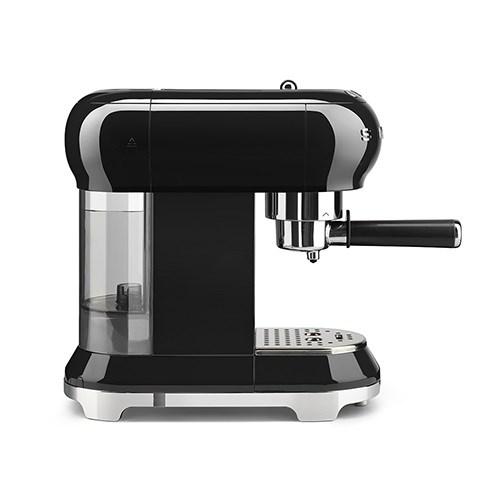 스메그 SMEG 에스프레소 커피머신 블랙 ECF01BL