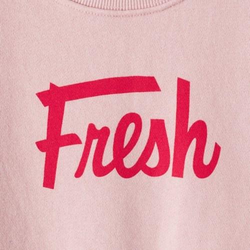 후레쉬 맨투맨 티셔츠 (2colors)