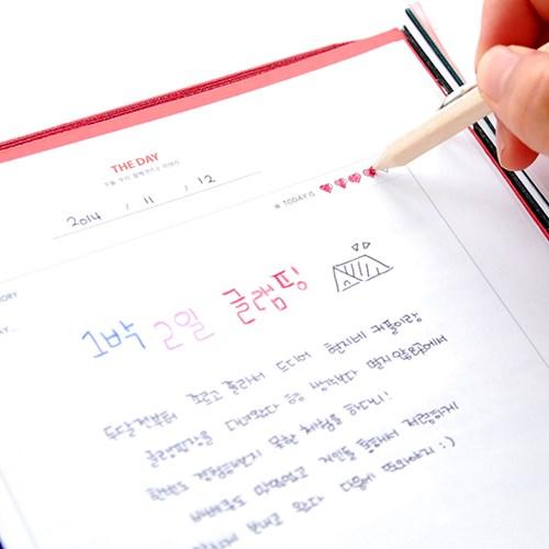 제이로그 커플다이어리(커플포토앨범)-캔디키스핑크