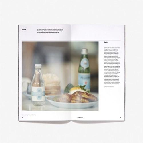 Magazine B Issue No.40 San Pellegrino(Eng.version)
