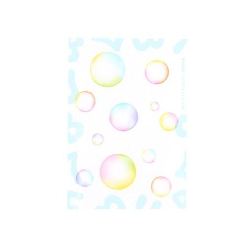 Bubble Bubble Sticker - 루카랩 버블 버블 스티커