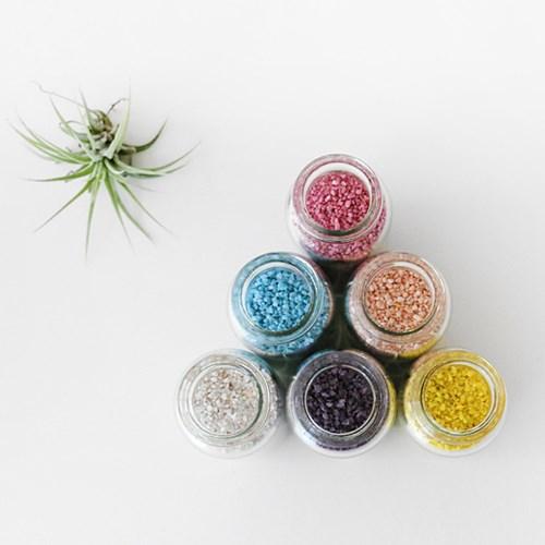 장식 모래(8color)
