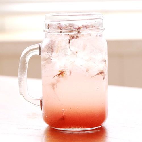 [우리꽃연구소] 벚꽃 코디얼 /시럽/에이드 농축액/액상차