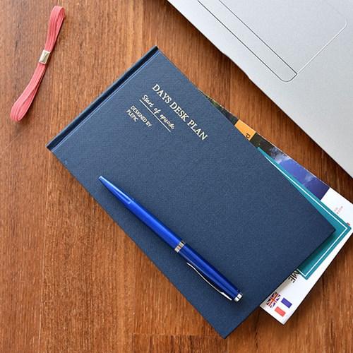 Days Desk Plans Diary