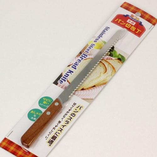 에코 우드핸들 빵칼/브래드나이프