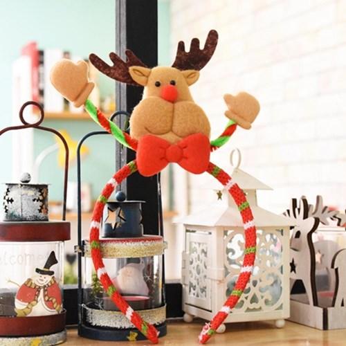 크리스마스 패션 머리띠 (루돌프)