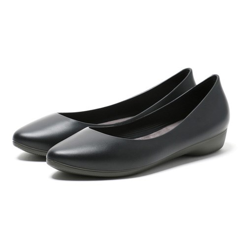 [F3] Flat3 - Pointed Solid Black (F3-P-SB-)