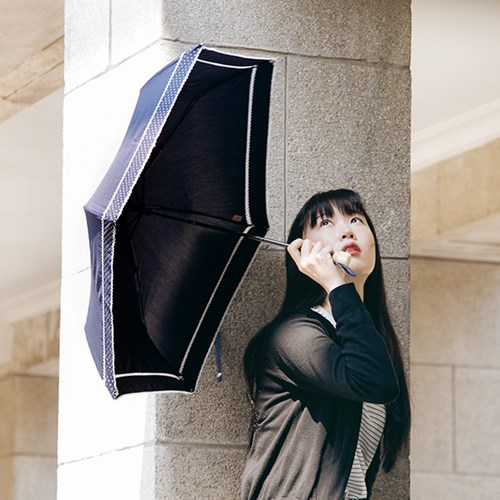 BECAUSE Sunshade Umbrella 양우산