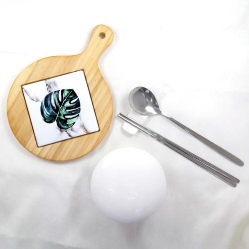 북유럽 냄비 받침 우드 주방 소품 올리비아 6종
