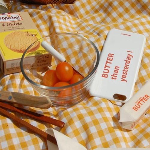 an butter -check yellow 메이드파니 방수 피크닉 매트