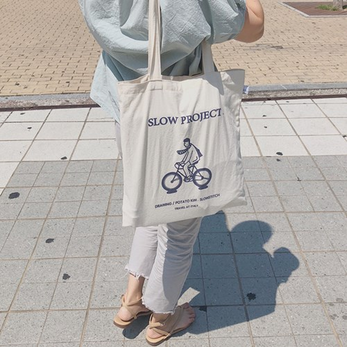slowproject bike bag