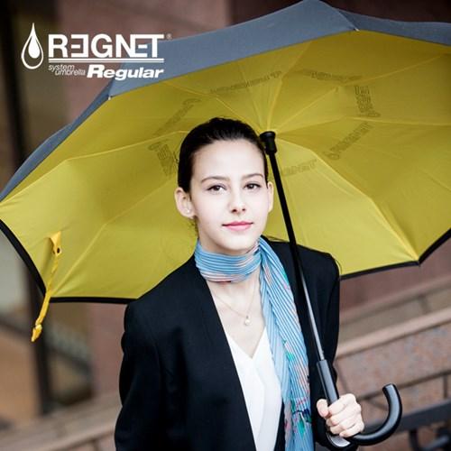 특허받은 정품 거꾸로 우산 내구성 좋은 레그넷 뉴레귤러