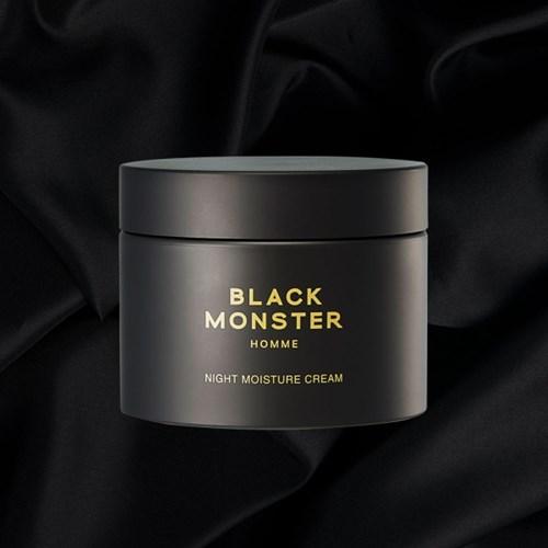블랙몬스터 나이트 모이스처 크림(대용량)