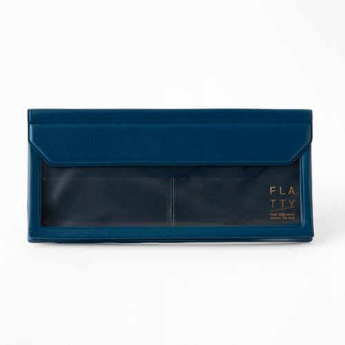 [FLATTY] BAG IN BAG FILE _ PENCASE SIZE
