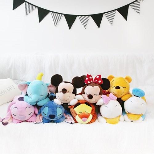디즈니 모찌 라잉 푸우 50cm