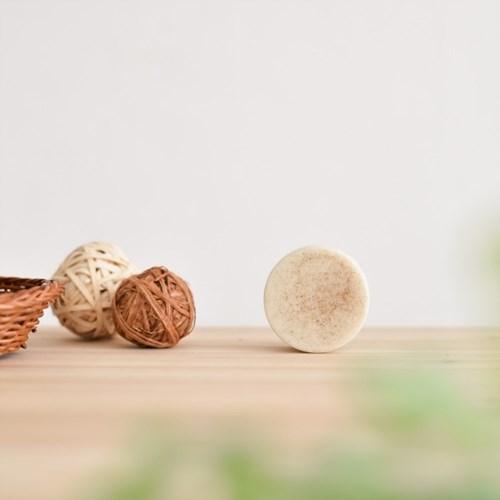 어성초 자소엽 녹차 약산성 샴푸바 머리비누