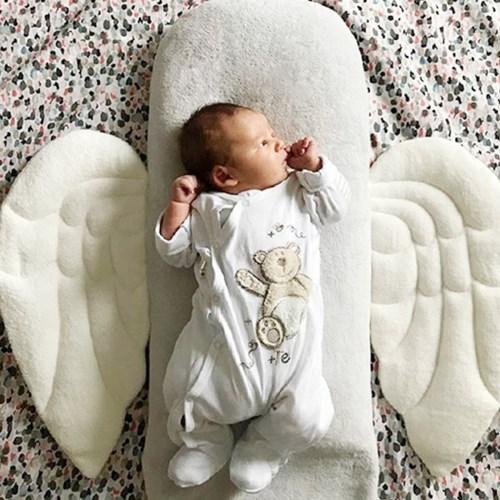 프랑스 보니숑 신생아겉싸개 엔젤스폼/출산선물/아기용품침대