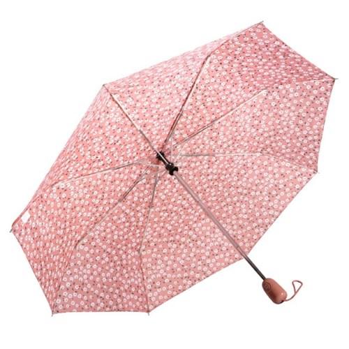 [rain s.] 3단 자동 우양산 - 미니플로랄