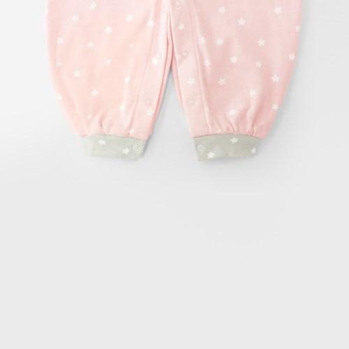 [메르베] 몽글몽글 신생아 우주복/북유럽아기옷_사계절_(1132916)