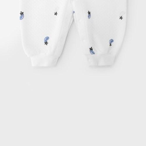 [메르베] 통통가지 신생아 우주복/북유럽아기옷_겨울용_(1144507)