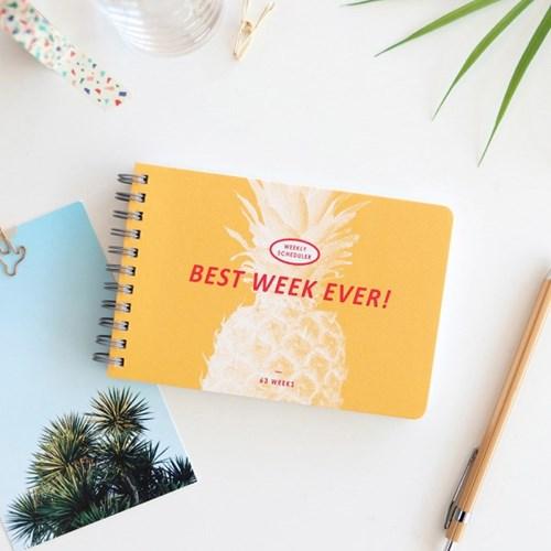 Best Week Ever! Scheduler