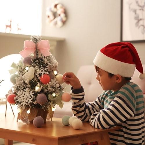 05642B_크리스마스 눈꽃트리 풀세트  45cm
