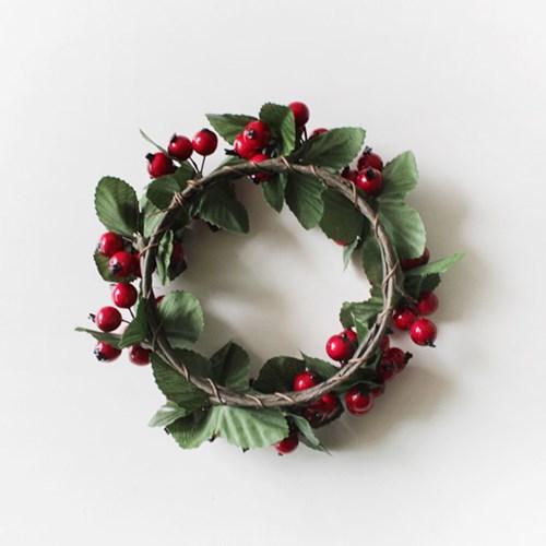 Christmas 열매 캔들링