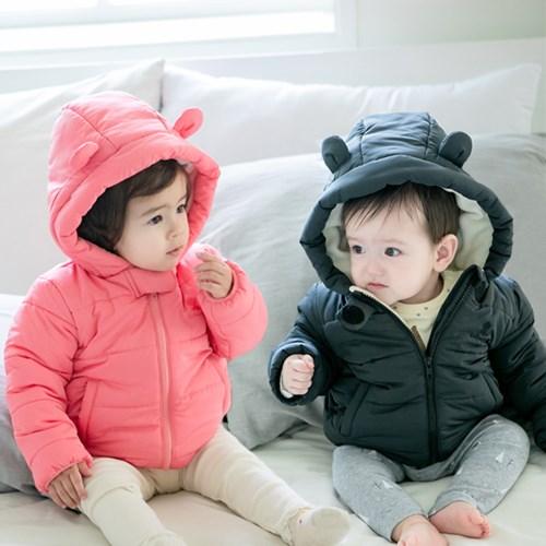 도톰 곰돌이 유아 패딩점퍼(6개월-4세) 203710_(902611879)