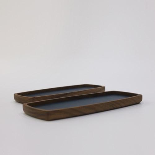 호두나무 원목 트레이 Type 2