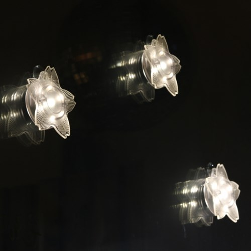 트윙클 크리스탈 램프
